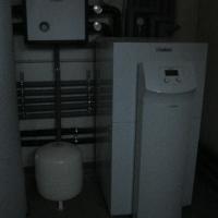 Montáž tepelného čerpadla VWS 101/3 vaillant